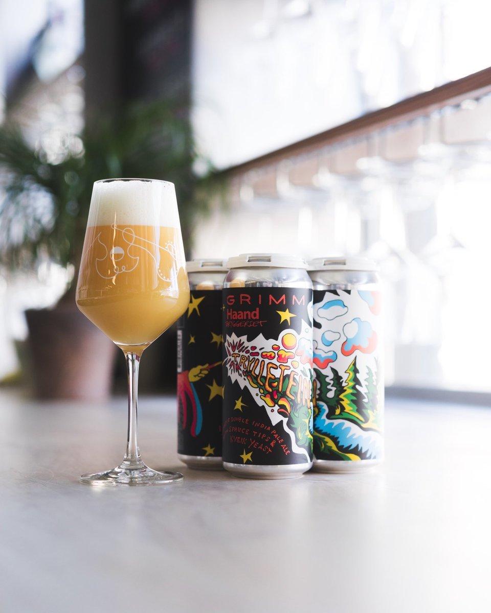 Grimm/Haandbryggeriat Trylletein Beer