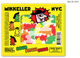 Mikkeller NYC Sour Pitch Suds beer