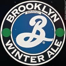 Brooklyn Winter Ale beer Label Full Size