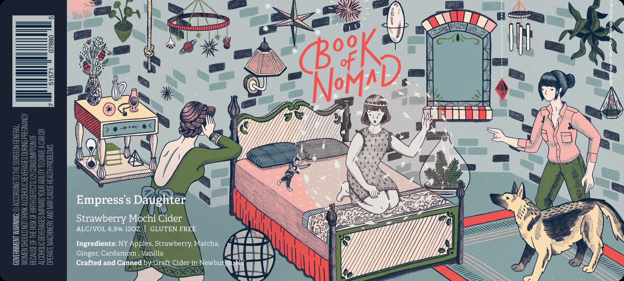 Graft: Book of Nomad: Empress's Daughter Beer
