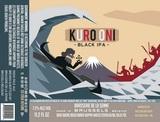 De La Senne / Dieu du Ciel Kuro Oni beer