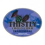 Thistly Cross Cider Traditional Beer