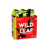 Wild Leaf Green Tea beer