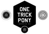 One Trick Pony Black Beauty beer
