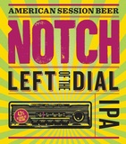 Notch Left of the Dial beer