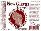 New Glarus Thumbprint Berliner Weiss Beer
