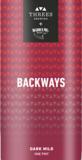 Threes / Burial Backways beer