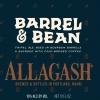 Allagash Barrel & Bean beer Label Full Size