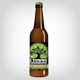 2 Towns Pearadise Beer
