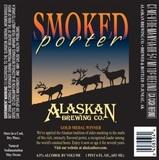 Alaskan Smoked Porter 2012 beer