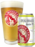 Mother Earth Spring Forward beer