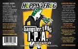 Hoppin Frog Gangster Frog IPA Beer