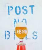 Oxbow/Veil Post No Bills Beer
