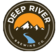 Deep River Riverbank Rye-it beer Label Full Size