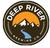 Mini deep river riverbank rye it