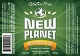 New Planet Blonde Ale beer