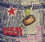 No Worries - (2019) Bourbon Barrel Aged Like Whoa! beer