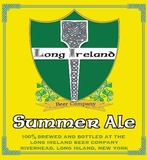Long Ireland Summer Ale beer