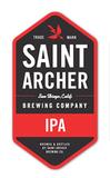 Saint Archer IPA beer
