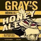 Gray's Honey Ale beer