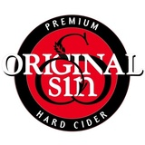 Original Sin Elderberry Cider beer
