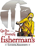 Cape Ann Fisherman's Pilot Pils beer