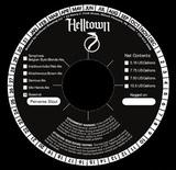 Helltown Perverse Stout beer