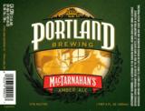 Portland MacTarnahan's Amber Ale beer