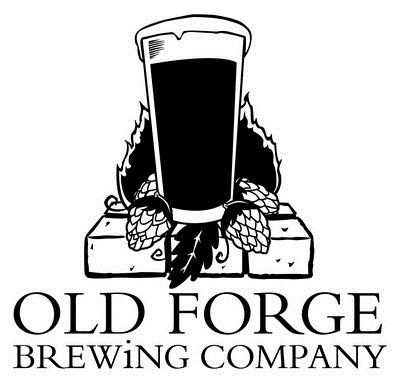 Old Forge Chocolate Chili Stout beer Label Full Size