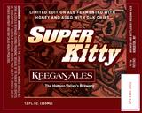Keegan Super Kitty 2012 beer