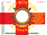 Ship Bottom Beach Patrol Hefeweizen beer