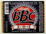 BBC Amber Altbier beer
