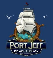 Port Jeff Party Boat IPA beer Label Full Size
