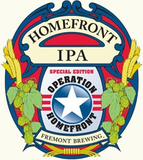 Fremont Homefront IPA beer