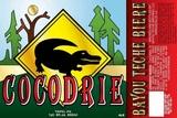 Bayou Teche Cocodrie Beer