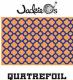 Jackie O's Quatrefoil beer