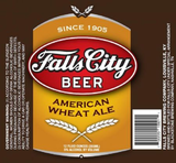 Falls City American Wheat beer