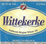 Wittekerke Belgian Wheat Beer