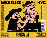 Mikkeller NYC Finca LA beer