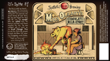 Spiteful Mrs. O'Leary's Chocolate Milk Stout Beer