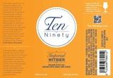 Ten Ninety Imperial Wit Beer