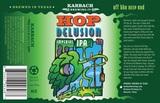 Karbach Hop Delusion Beer