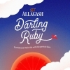 Allagash Darling Ruby beer Label Full Size