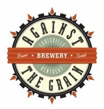 Against the Grain 70K beer Label Full Size
