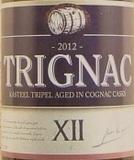 Trignac Kasteel Tripel 2012 beer