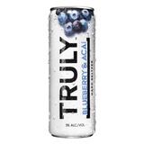 Truly Blueberry Acai beer