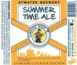 Atwater Summer Time Ale beer