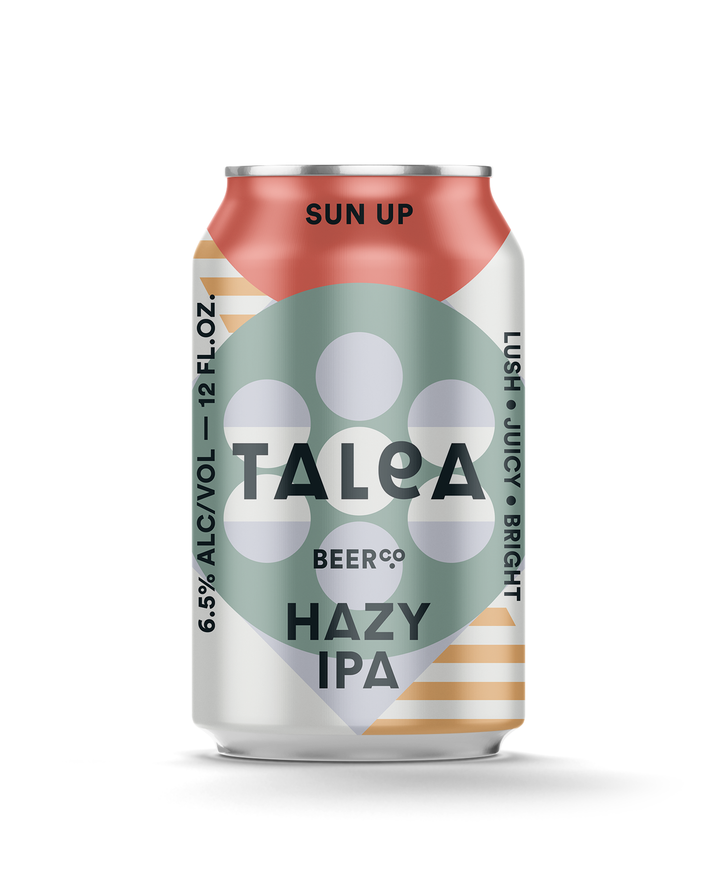 TALEA Sun Up beer Label Full Size