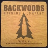 Backwoods Log Yard IPA Beer