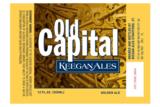 Keegan Old Capital Blonde Beer